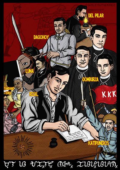 Mula sa Aklat ng Kasaysayan by Boykampilan