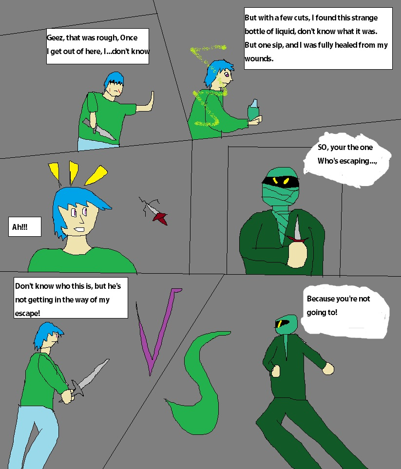Project: Dimension Kid comic 4 by Brambleheart92