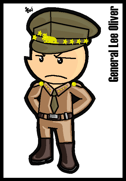 Chibi General Lee Oliver by Edge14