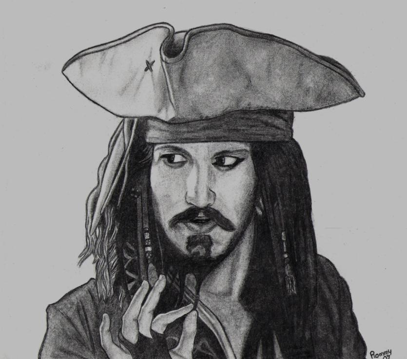 Jack Sparrow by Ferret