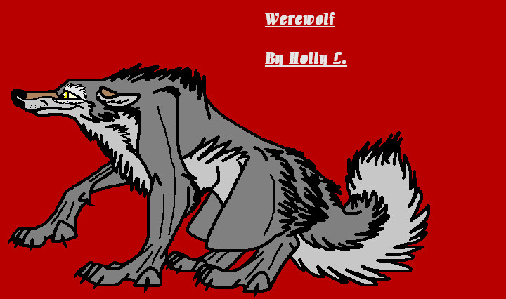 Werewolf by hawaiifan