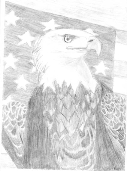 American Eagle by liz_pancho