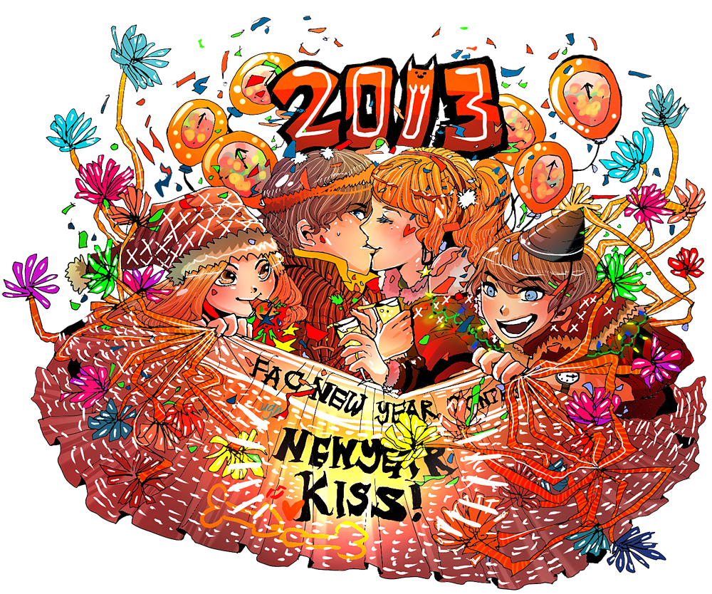 FAC New Year Contest (2012) by luckylace222