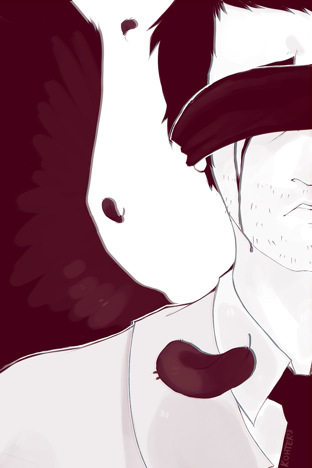 Castiel by Silver_Moon