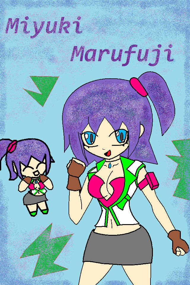 Miyuki Marufuji request by thingy