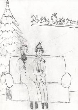 Christmas by YuYuYasha99