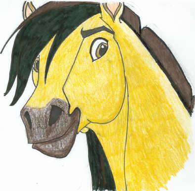 Spirit: Stallion of the Cimarron by 0ash0  Spirit: Stallio...