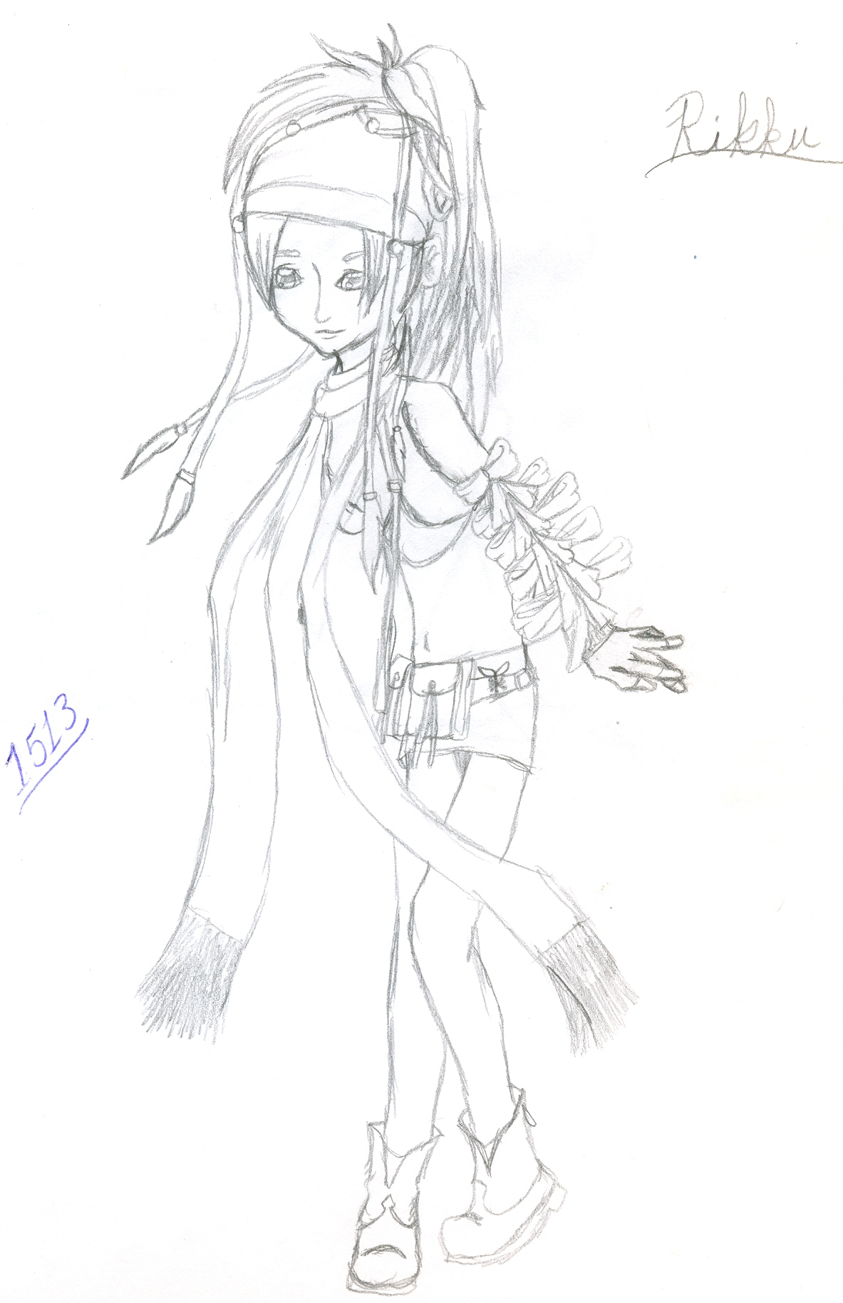Rikku by 1513