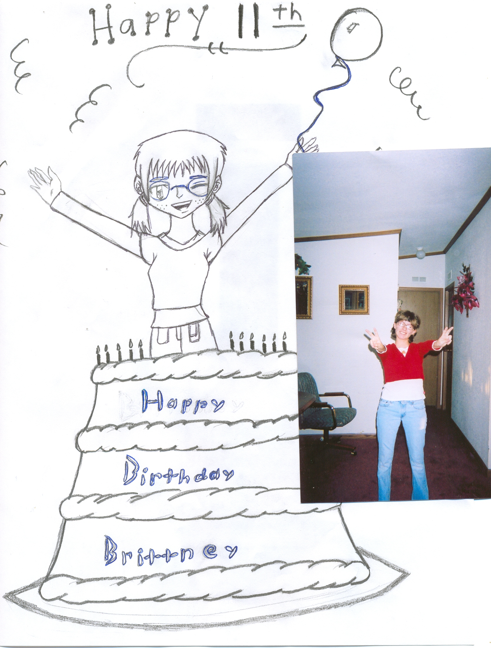 Happy Birthday Brittney! by 1513