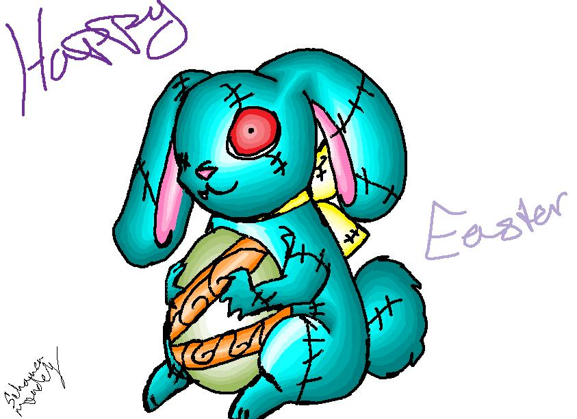Happy Fricken Easter XD by 1513