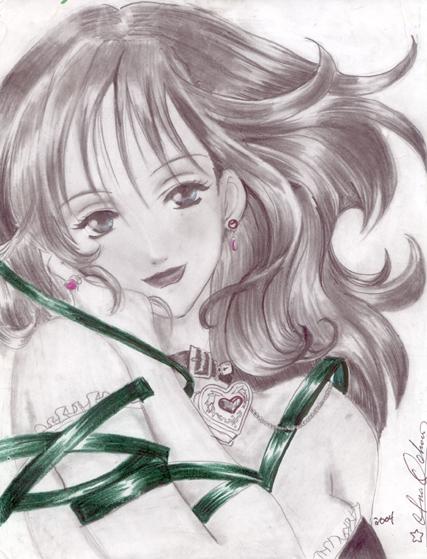 Ribbon Girl by 311chick
