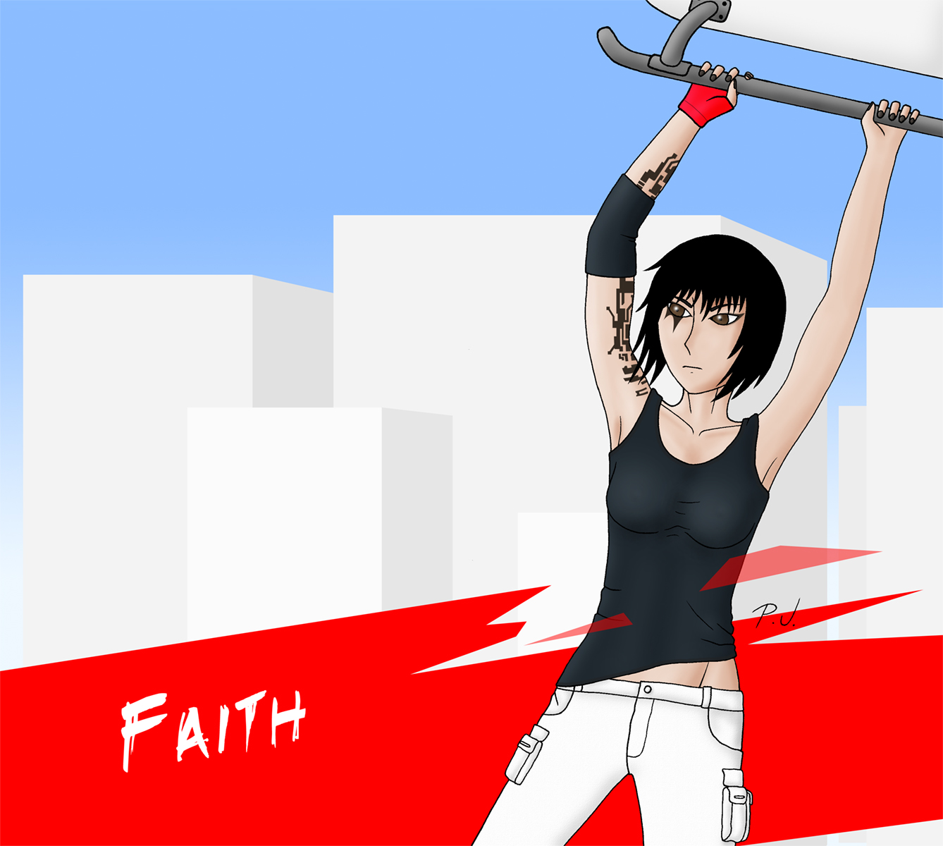 Faith by 357