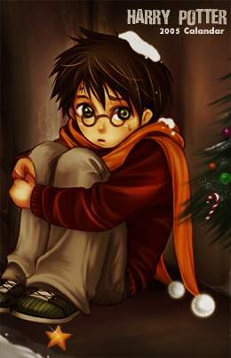 Harry Potter by 4-th