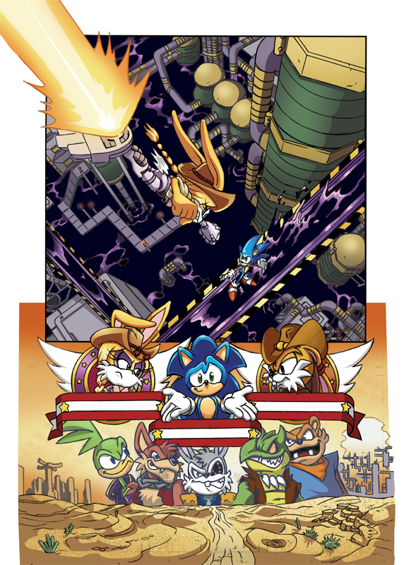 Sonic the hedgehog iss218 pg2 by 5439