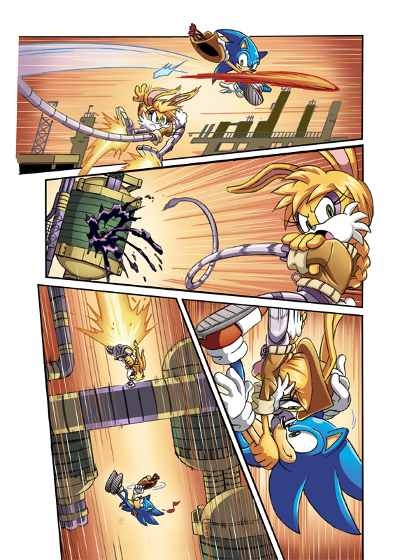 Sonic the hedgehog iss218 pg4 by 5439