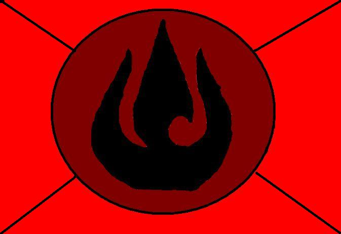 Fire Nation War Flag by ADS001