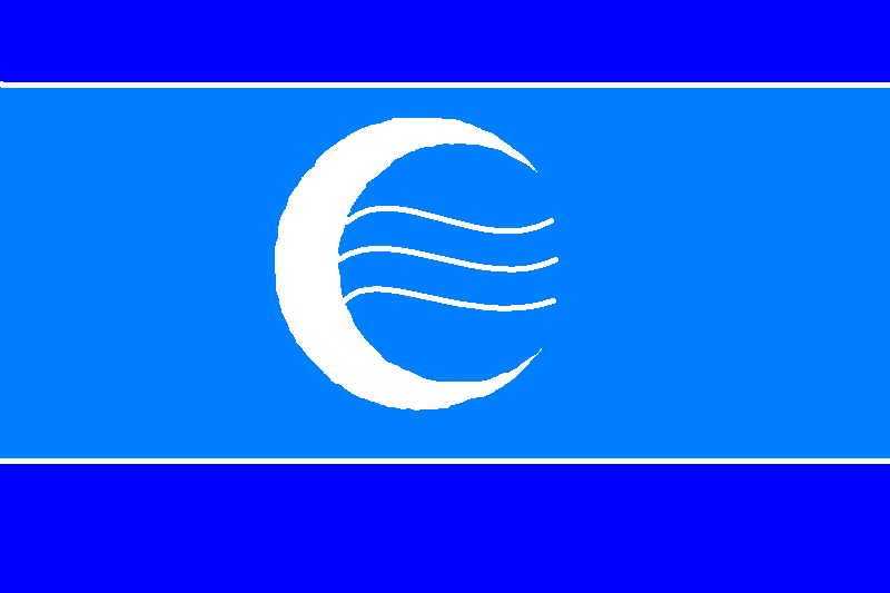 Water Tribe Flag by ADS001