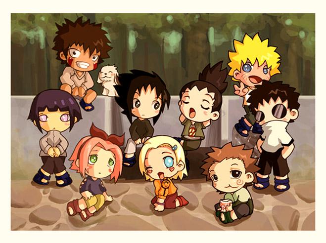 NarutoKids-AcademyGroupPhoto by AHE
