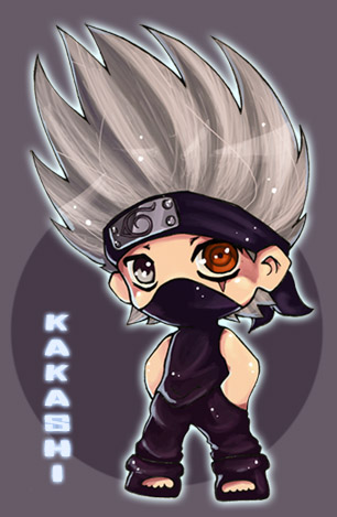 Kakashi by AHE