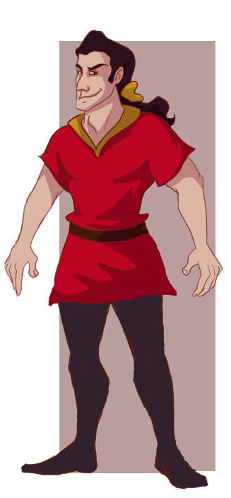 gaston by AHE