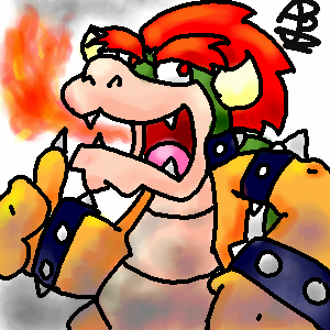 Bowser Approved! by AJB
