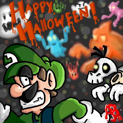 Happy Halloween!!! by AJB