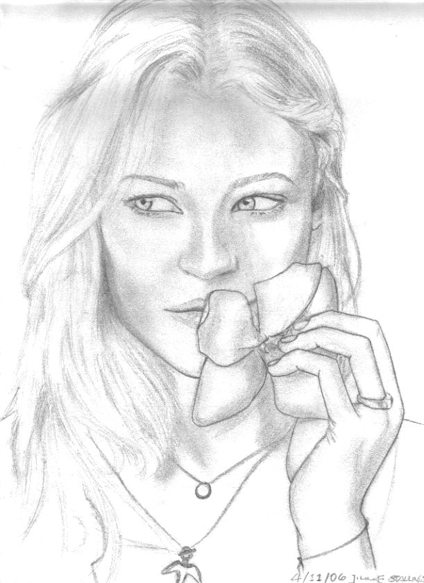 "Emilie De Ravin (Girl from ""Lost"") by A_Big_Fan90"