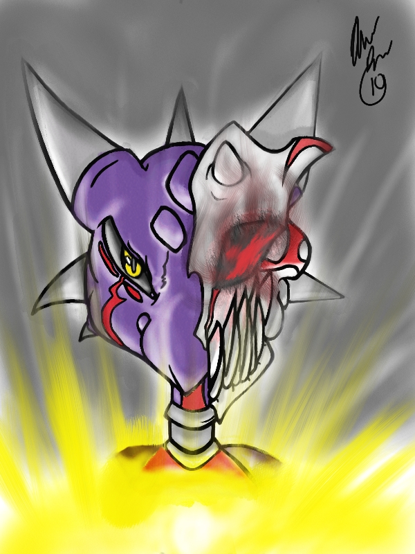 Hollow Cynder by Aaronon