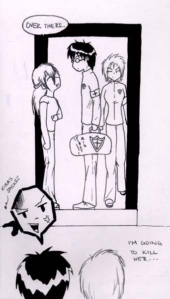 Boy Biography [170] by Abunai_Himitsu