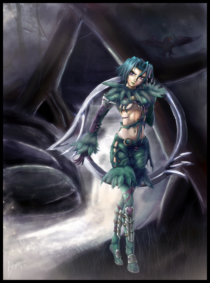 Soul Calibur - Tira by AbyssXII