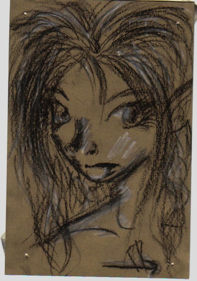 Dragon Lady by Adwen