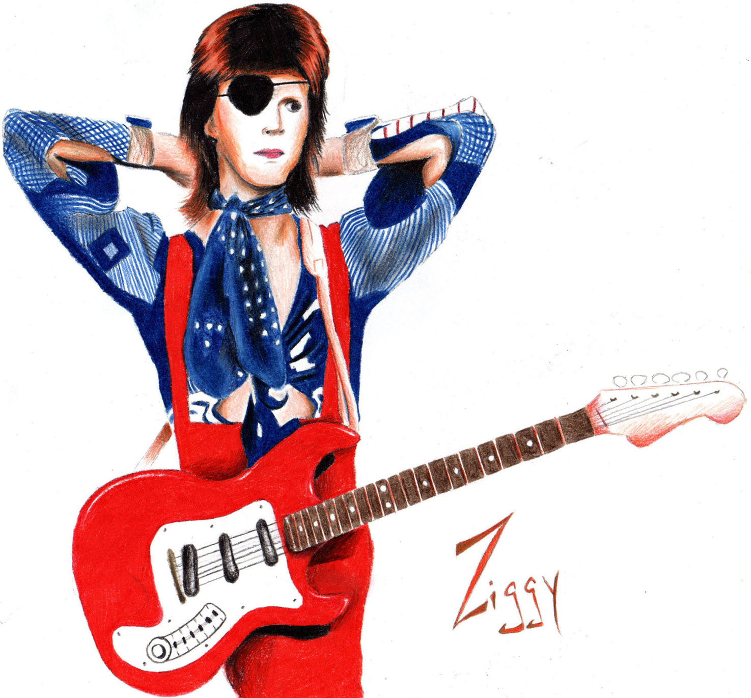 Ziggy by AeroArtist