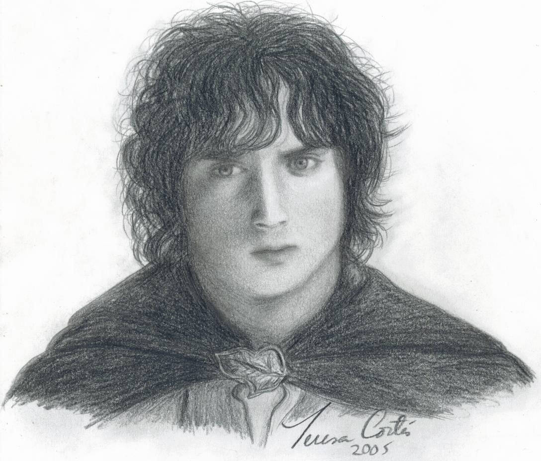 Frodo by AeroChica