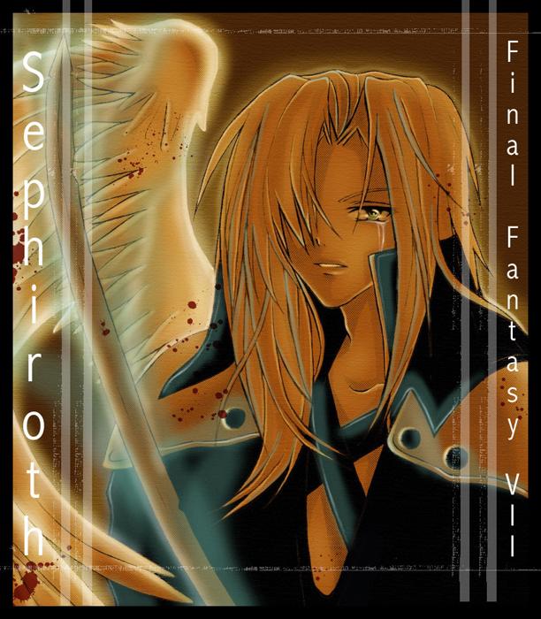 Sephiroth by AikaXx