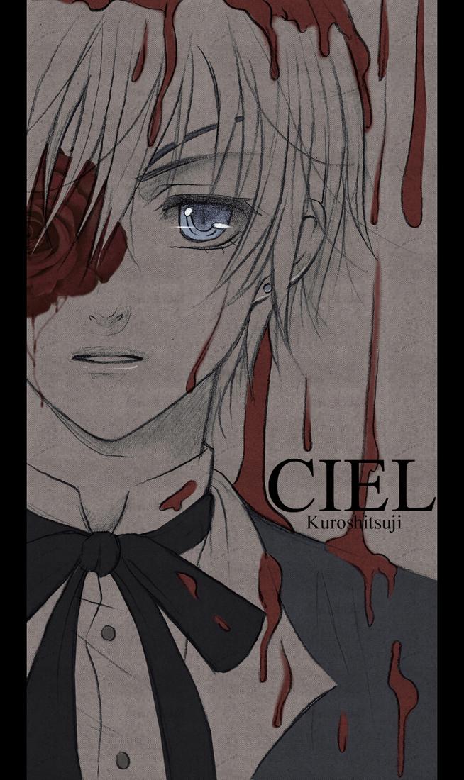 ciel phantomhive by AikaXx