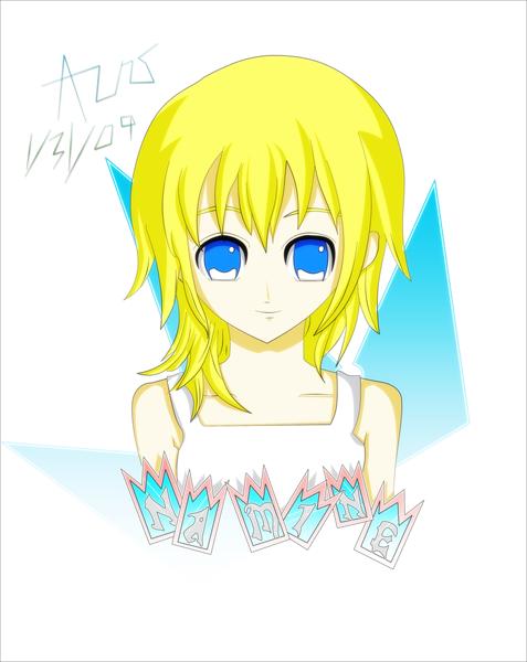 KH - Namine by AiroRokkuhauto