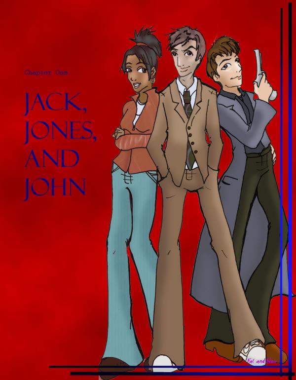 Jack, Jones and John by Aiwen_Chan