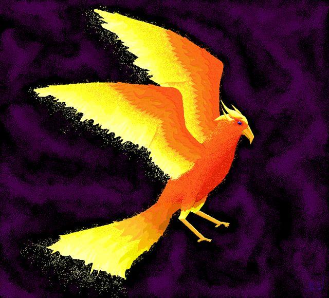 Mika&Fuiras, as Phoenix by AlaiaSkyhawk16
