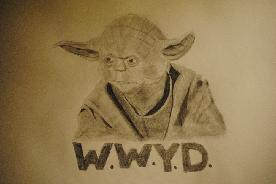 What Would Yoda Do? by AlexBeasley