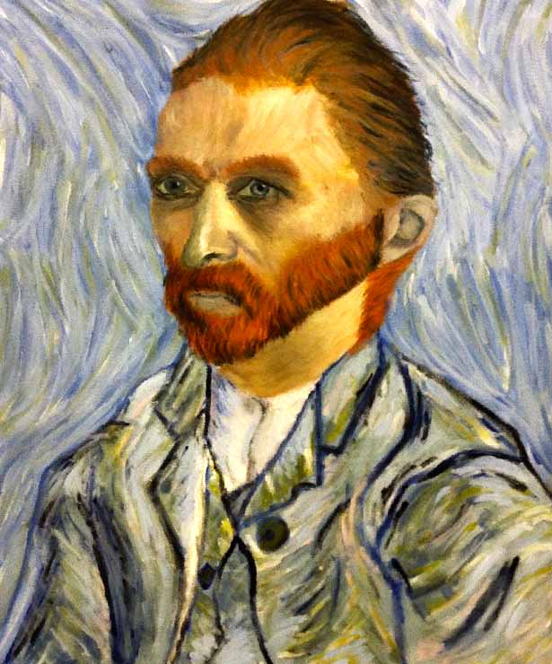 Van Gogh Pastiche by AlexBeasley