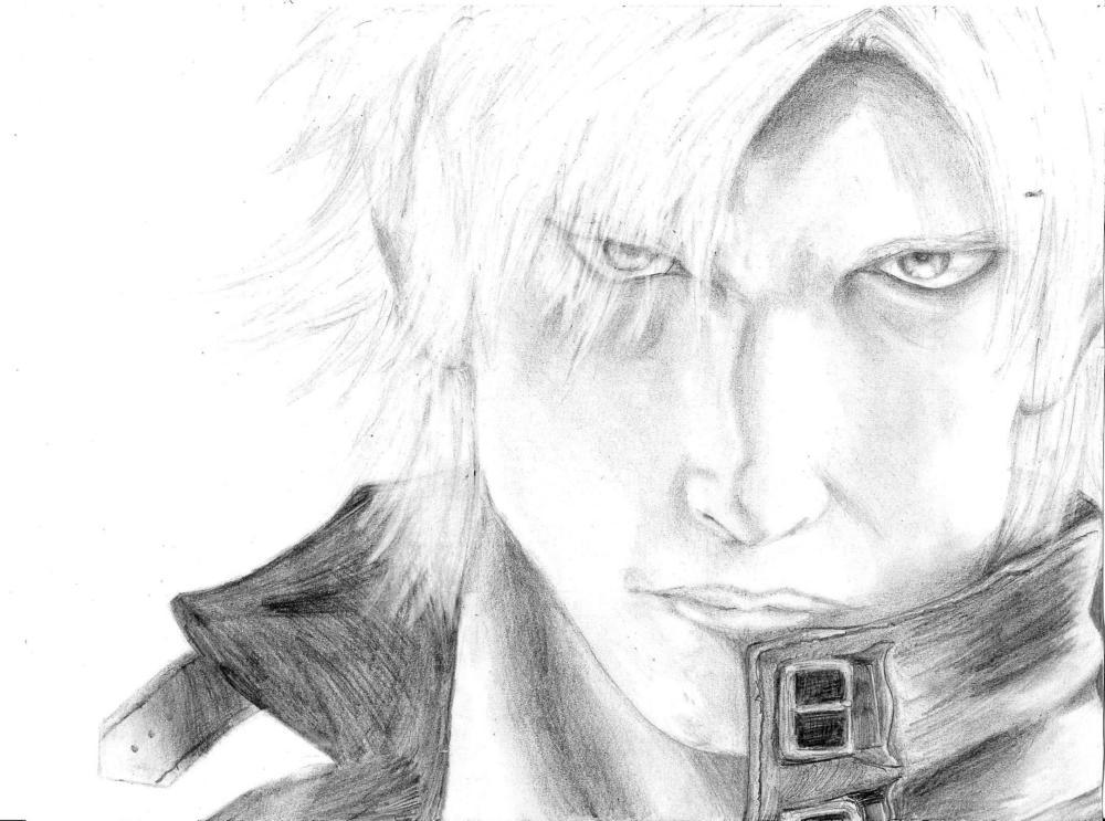 Dante DMC2 by AlexFox11