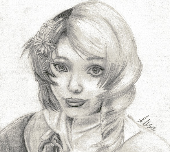 Alisa by AlexFox11