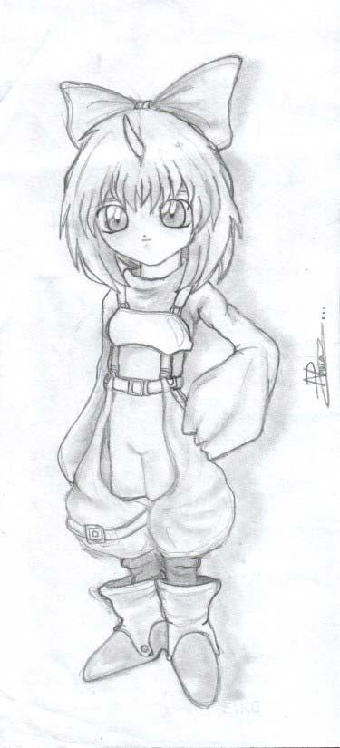 Eiko by Alexia