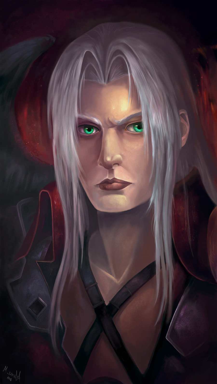 Sephiroth by Alink