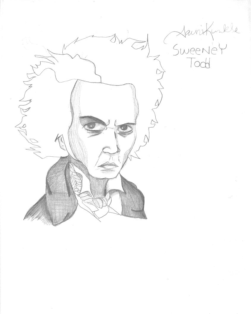Sweeney Todd by AllUNeedIsLove