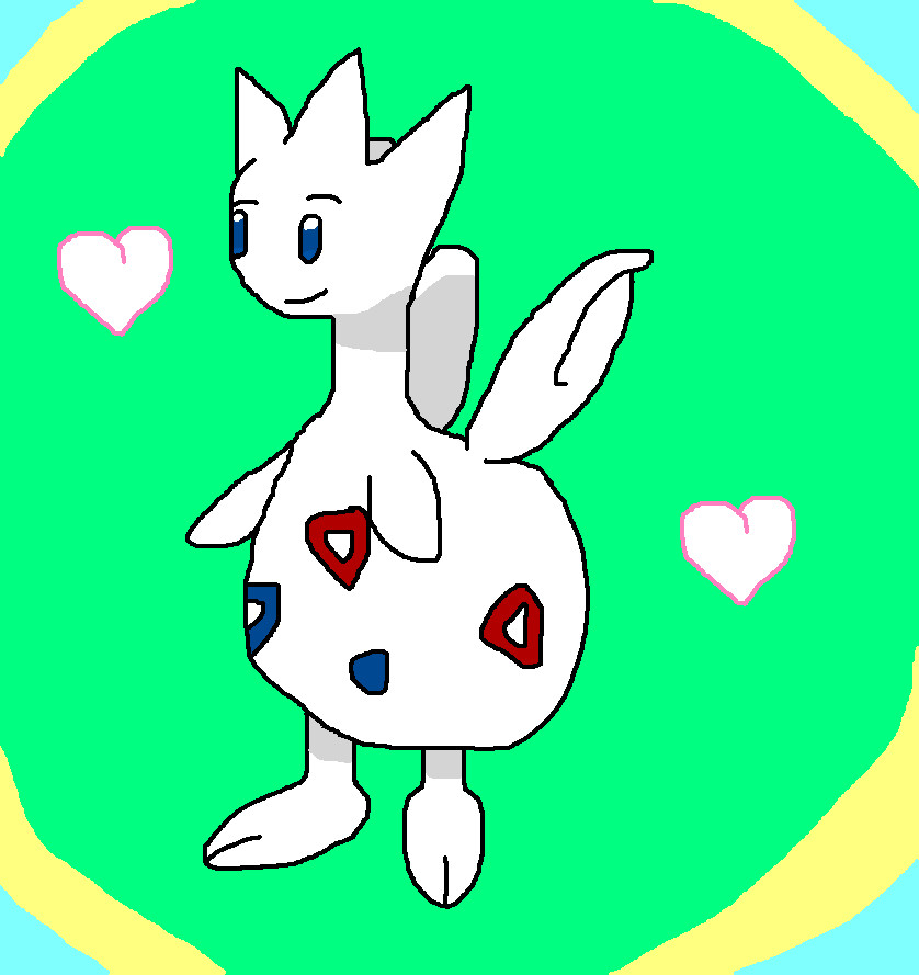 Togetic by AlleyCat17