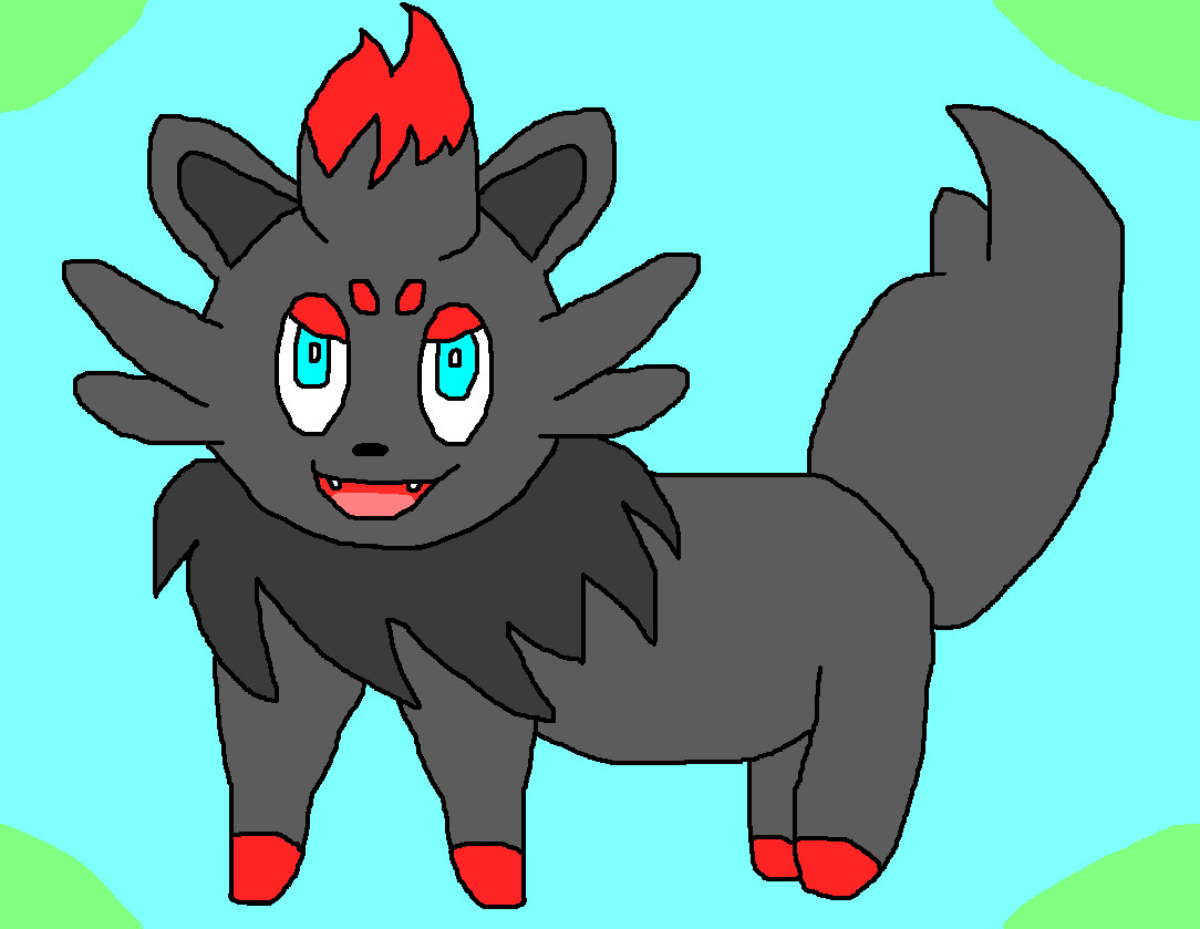 Zorua by AlleyCat17