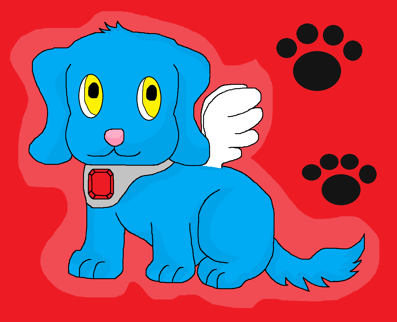 Doggimon by AlleyCat17
