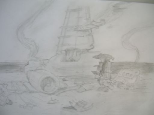 The Crash by AmandaDeLonge