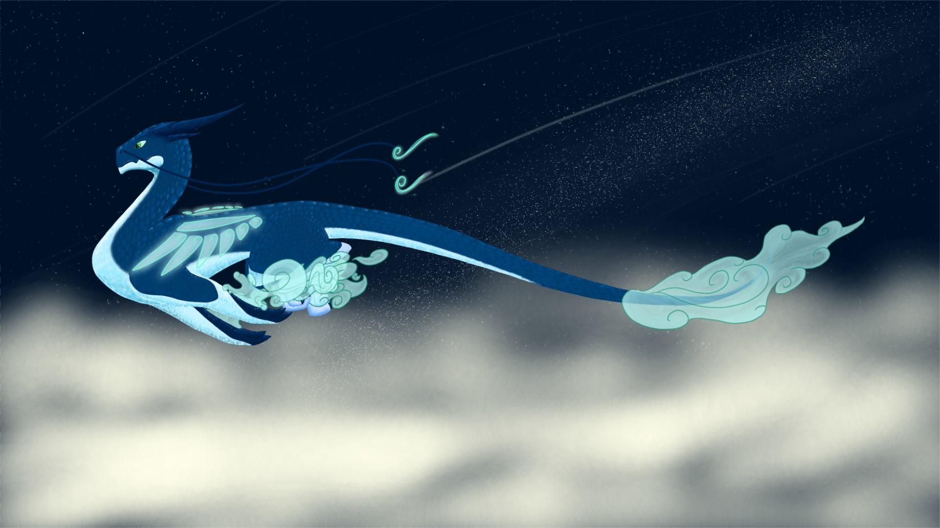 winged form by Amaya-Skylark